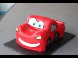 "торт ""Тачка""/машинка пошагово/Cars Torte"