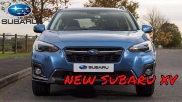 Новый Subaru XV тест драйв, обзор | Обзор нового кроссовера Субару.