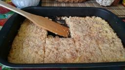Творожный пирог | Видео рецепт