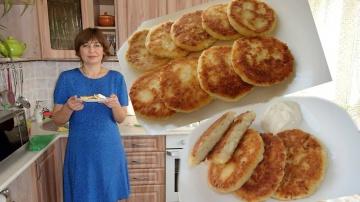 Ольга Уголок Нежные сырники творожники на сковороде
