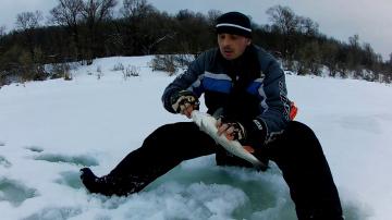 Зимняя рыбалка на Уловистую мормышку 2019