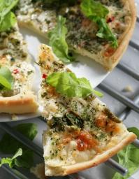 Юлия Высоцкая — Пицца с козьим сыром