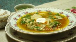 Бабушкин суп - Рецепт Бабушки Эммы