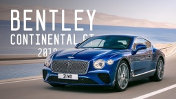 Бентли Континенталь GT 2018 635 л.с | Большой Тест драйв