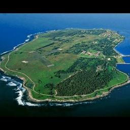 Остров-тюрьма для прокаженных и психов: Остров Роббен ЮАР: Здесь сидел Нельсон Мандела
