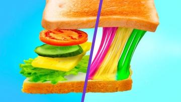 Трум Трум Радужная еда для единорога – 8 идей