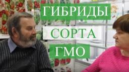 Юлия Минаева -  ГИБРИДЫ, СОРТА, ГМО Беседа с агрономом