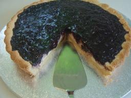 Творожный пирог с черникой | Рецепт Маринкины Творинки