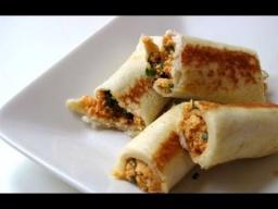 Индийская закуска с Паниром на завтрак