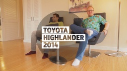 Тойота Хайлендер 2014 - Большой тест драйв