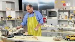 Чебуреки. Правильный рецепт теста от шеф-повара /  восточная кухня