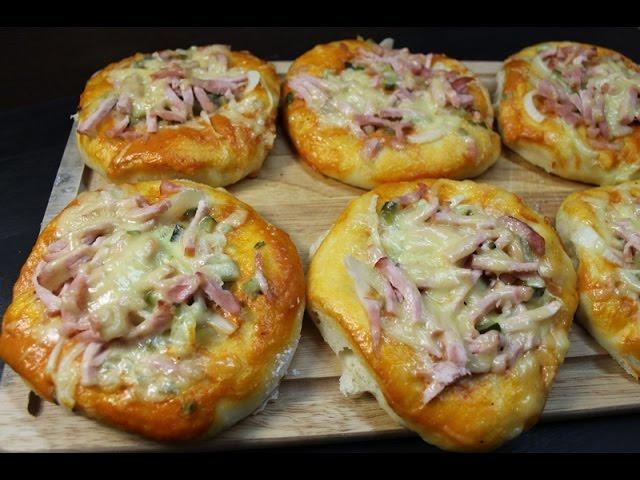 Школьная пицца | Рецепт приготовления