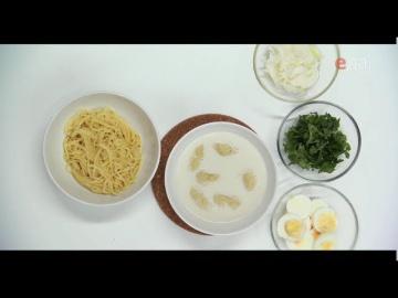 Подача (сервировка) супа по-бирмански / мастер-класс от шеф-повара / Илья Лазерсон / Мировой повар