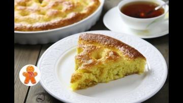 Сахарный Пирог | Рецепт приготовления