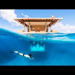 Чудеса Африки: Подводный курорт Manta Resort: остров Пемба Танзания