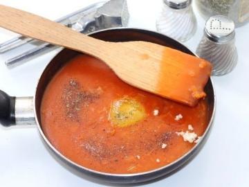 Как загустить соус (подливу) панировочными сухарями / от шеф-повара / Илья Лазерсон / Мировой повар