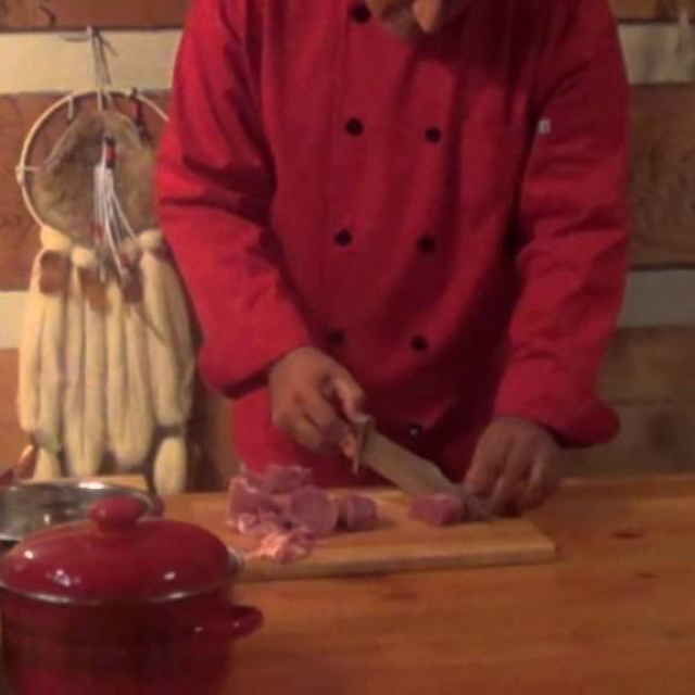 Армянский шашлык из свинины от Оганеса Акопяна (Часть 1). Видео рецепт. Смотреть