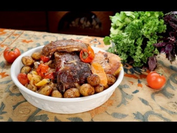 Сталик - Мясо в печи как на Пальма-де-Майорка