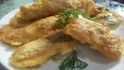 Рыба в тесте-очень нежная и сочная | Рецепт Светланы Черновой