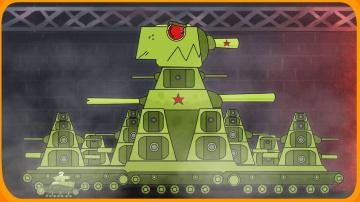 Рождение советского монстра Мультики про танки