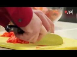 Как нарезать морковь соломкой мастер-класс от шеф-повара / Илья Лазерсон / Полезные советы