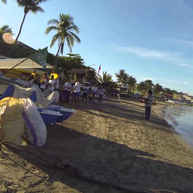 Филиппины отдых утро в отеле