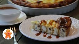 Блинный пирог с творогом | Видео рецепт Ирины Хлебниковой