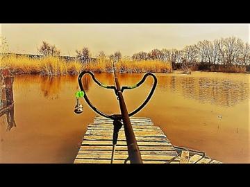 Рыбалка, ПРУЖИНА(кормак) VS  FLAT METHOD на стоячей воде.Неожиданный для меня результат