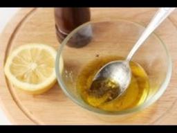 Соотношение масла и уксуса в салатных заправках от шеф-повара /   Обед безбрачия