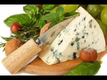 Горгонзола - итальянский сыр с плесенью / мастер-класс от шеф-повара / Илья Лазерсон / Мировой повар