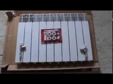 Монтаж радиаторов коллекторной системы отопления своими руками