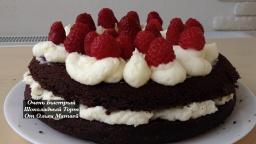 Очень Быстрый Шоколадный Торт