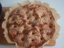 Сахарный пирог | Рецепт Маринкины Творинки