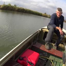 Пробная ловля раков и обкатка мотора Mikatsu 9.9 на Казанке | Дневник рыболова