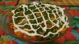 Салат из баклажанов рецепт с помидорами как приготовить блюдо на ужин вкусно и быстро
