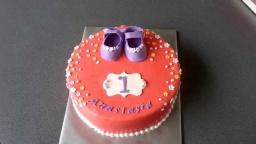 Украшаем торт мастикой | Торт с сандаликами