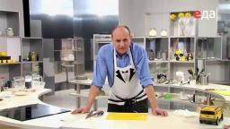 Как приготовить блины с мясом рецепт от шеф-повара / Илья Лазерсон / русская кухня