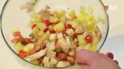 Как проверить готовность отваренной картошки для салатов мастер-класс от шеф-повара / Илья Лазерсон