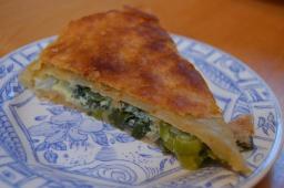 Луковый пирог |  Рецепт Юлии Высоцкой