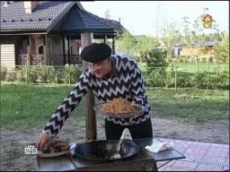Плов Узбекский в казане - Рецепт от Сталика Ханкишиева