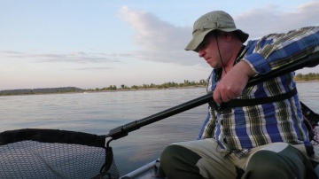 Рыбалка осенью Лещ оценил эту прикормку Ловля леща в сентябре