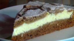 Шоколадный пирог с творогом | Рецепт Светланы Черновой