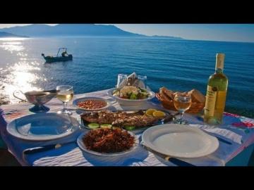 Греческая кухня - смесь итальянской и турецкой | Лазерсон Мировой повар
