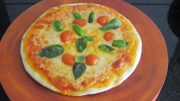 Люда Изи Кук bánh pizza Margarita Пицца Маргарита рецепт Hướng dẫn làm bánh pizza margherita recipe