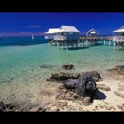 Бермудские острова или Острова дьявола: Шикарные отели и прекрасные пляжи