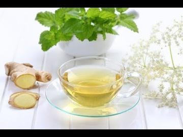 Как заварить зелёный чай с имбирём и мятой Илья Лазерсон