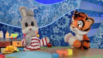 СПОКОЙНОЙ НОЧИ, МАЛЫШИ! - Тигровый заяц - Детские мультфильмы про машинки (Врумиз)