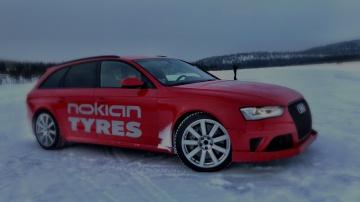 Audi RS4 Тест-Драйв, Обзор 2018