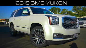 2018 GMC Yukon Denali 6.2 L V8 Review and Test Drive