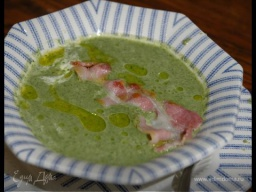 Юлия Высоцкая — Суп из шпината и чечевицы